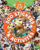 44 chats / 300 stickers