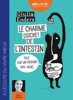 Le Charme discret de l'intestin, Livre audio 1 CD MP3