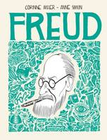 Freud - Tome 1 - Freud (one shot), une biographie dessinée