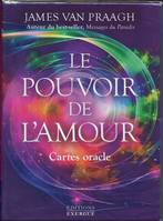 Le pouvoir de l'amour / cartes oracle