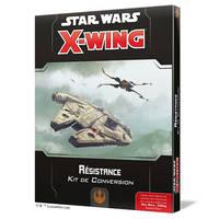 SW X-WING 2.0 KIT DE CONVERSION RESISTANCE