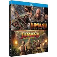 Coffret Jumanji + Jumanji : Next Level