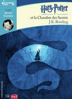 harry potter et chambre des secrets cd audio