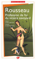 Profession de foi du vicaire savoyard (prepas scientifiques)