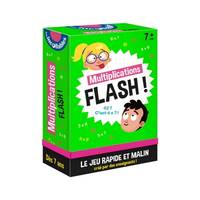 Multiplications flash ! / le jeu rapide et malin