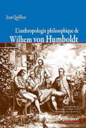 L'anthropologie philosophique de Wilhelm von Humboldt