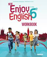 New Enjoy English 6e - Workbook, Edition 2011