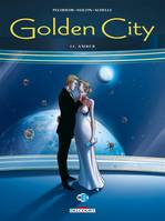 Golden city., 13, Golden City T13. Amber, Amber
