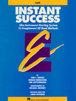 Essential Elements -Instant Success - Tenor Sax., Starting System for All Band Methods