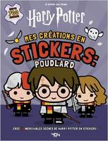 Harry Potter / mes créations en stickers : Poudlard