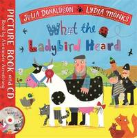 WHAT THE LADYBIRD HEARD (+CD)