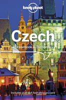 Czech Phrasebook  Dictionary - 4ed - Anglais