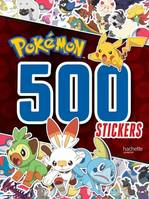 Pokémon - 500 stickers