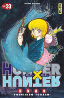 Hunter x Hunter, Tome 33
