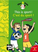 Filou & Pixie / This is sport ! c'est du sport !