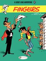 Lucky Luke (english version) - Tome 37 - fingers