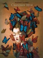 MADAME BUTTERFLY CALENDRIER 2014
