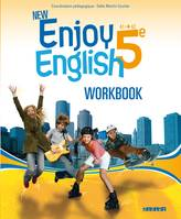 New Enjoy English 5e - Workbook, Exercices