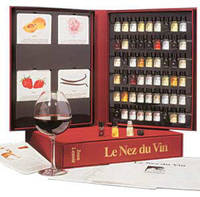 Le Nez du Vin : Le grand coffret, (54 arômes Version néerlandaise/Dutch)
