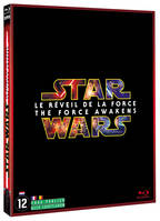 STAR WARS : Le Réveil de la Force / The Force Awakens  - 2 DVD BLURAY-