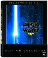 BR3D / Star Wars : Le Réveil de la Force 3D - Édition Collector (Blu-ray 3D + Blu-ray) BRD3D