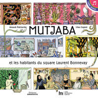 Mutjaba et les habitants du square Laurent Bonnevay