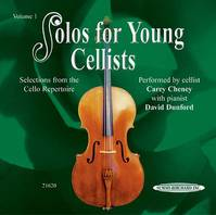 Solos for Young Cellists CD, Volume 1 / Selections