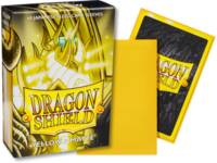 59x86mm - Standard JP - Yellow - Sleeves
