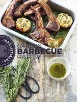 Garden barbecue party