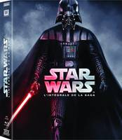 coffret star wars integrale bluray