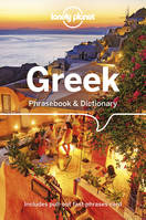 Greek Phrasebook  Dictionary - 7ed - Anglais