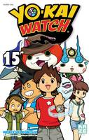 15, Yo-kai Watch T15
