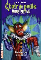 7, Monsterland, Tome 07, Cauchemar à Clown Palace