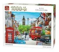 PUZZLE 1000 PCS LONDRES CITY COLLECTION