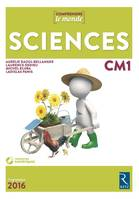 Sciences CM1 (+ CD-Rom)