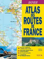 Atlas des routes de France 2022