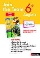 Join The Team 4E 2010 - Manuel Numerique - Cd-Rom - Tarif Non Adoptant