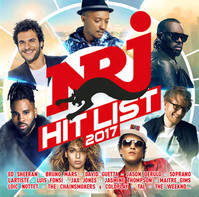 NRJ hit list 2017