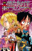 One Piece Edition Originale, 84, Luffy versus Sanji, Luffy versus Sanji
