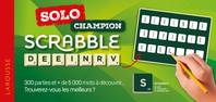 Scrabble Solo Champion