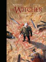 L'univers du sorceleur / The witcher illustré : le moindre mal