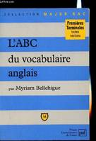 Abc du vocabulaire anglais (l')