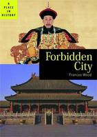 FORBIDDEN CITY /ANGLAIS