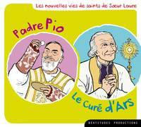 CD CURE D'ARS ET PADRE PIO - VIE DE SAINTS