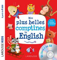 Mes plus belles comptines in English
