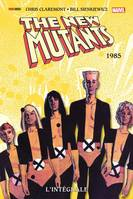 The New Mutants, 3, New Mutants: L'intégrale T03 (1985)