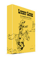 Geo Collection - Coffret Lucky Luke - La Conquete De L'Ouest A Travers Les Aventures Du Celebre Cow-