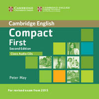 COMPACT FIRST - SECOND ED. CLASS AUDIO CDS (2)