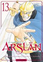 The Heroic Legend of Arslân - tome 13