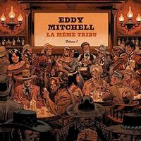 CD / La même tribu / MITCHELL, EDDY
